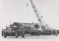 Lynn Garrison Mosquito CF-HMS arrives Calgary, February, 1964.png