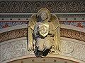 Lyon 5e - Fourvière Hôtel - Hall - Sculpture d'ange.jpg