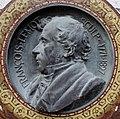 Médaillon de bronze à l'effigie de François Lemot, Pierre Aubert.jpg