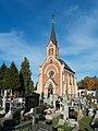 Městský hřbitov ČK - hřbitovní kaple 01.jpg