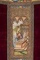MCC-19207 Rood kazuifel met verrijzenis, geboorte Christus, diverse heiligen en wapens (4).tif
