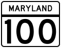 MD Route 100.svg