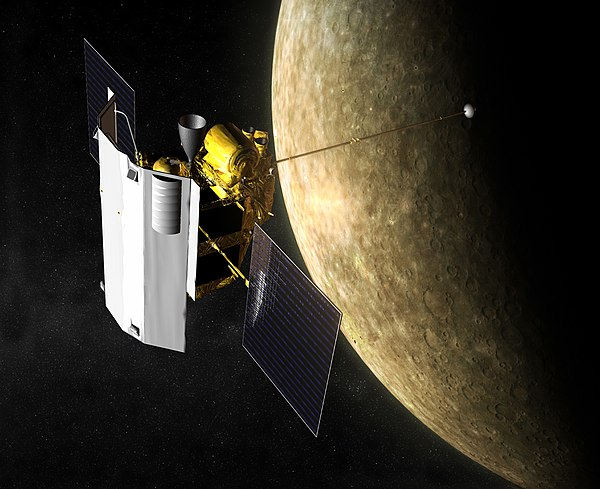 messenger spacecraft to mercury 2009 picture - HD 1024×836