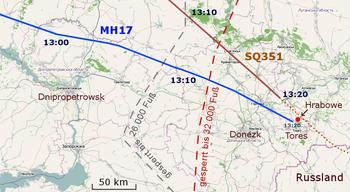 Malaysia-Airlines-Flug 17 – Wikipedia