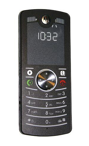 Motorola Fone - Image: MOTOFONE