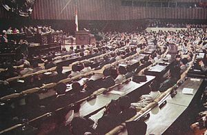 People's Consultative Assembly - The MPR during the 1998 Special Session