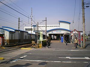 南加木屋站