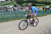 MTB cycling 2012 Olympics M cross-country CZE Ondřej Cink.jpg