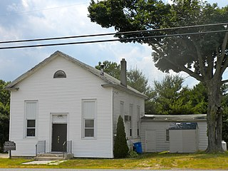 Mount Zion African Methodist Episcopal Church and Mount Zion Cemetery United States historic place
