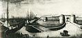 Maastricht, Tongersepoort, Merkat en Kat Brandenburg (J Brabant, ca 1865).jpg
