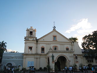 Macabebe, Pampanga - San Nicolas de Tolentino Parish Church