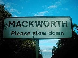 Mackworth, Derby - Image: Mackworth Estate, Derby