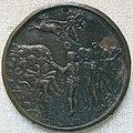 Maestro della leggenda di orfeo, vulcano scopre l'infedeltà di marte e venere, 1500-1525 ca..JPG