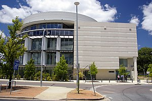 Magistrates Court of the Australian Capital Territory - Image: Magistrates Court of the Australian Capital Territory