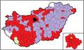 Magyarországi választás 2010 második helyezett egyéni jelöltek pártállása.png