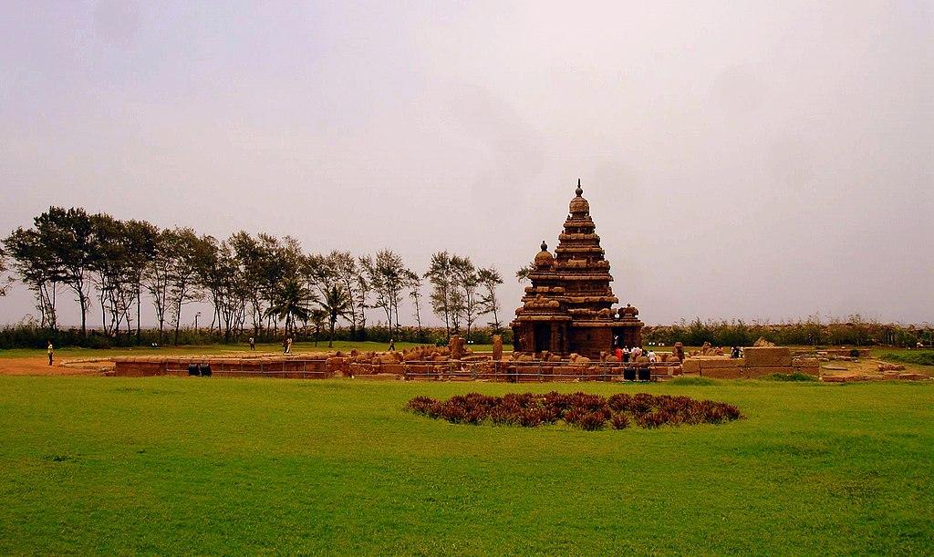 Mahabalipuram.ShoreTemple