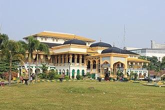 Maimun Palace - Maimoon Palace, 2018