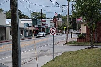 Loganville, Georgia - Downtown Loganville
