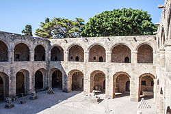 Main courtyard, Archaelogical Museum-7.jpg