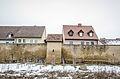 Mainbernheim, Sonnengasse 9, 7, Stadtmauer, Feldseite-001.jpg