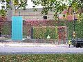 Maintenance work on Police Memorial.jpg