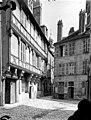 Maison (ancienne) - Façade sur rue - Moulins - Médiathèque de l'architecture et du patrimoine - APMH00001779.jpg