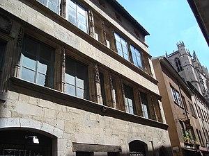 Maison du Chamarier - Image: Maison du Chamarier