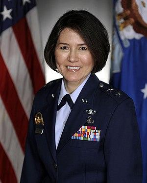 Sharon K.G. Dunbar - Major General Sharon K.G. Dunbar