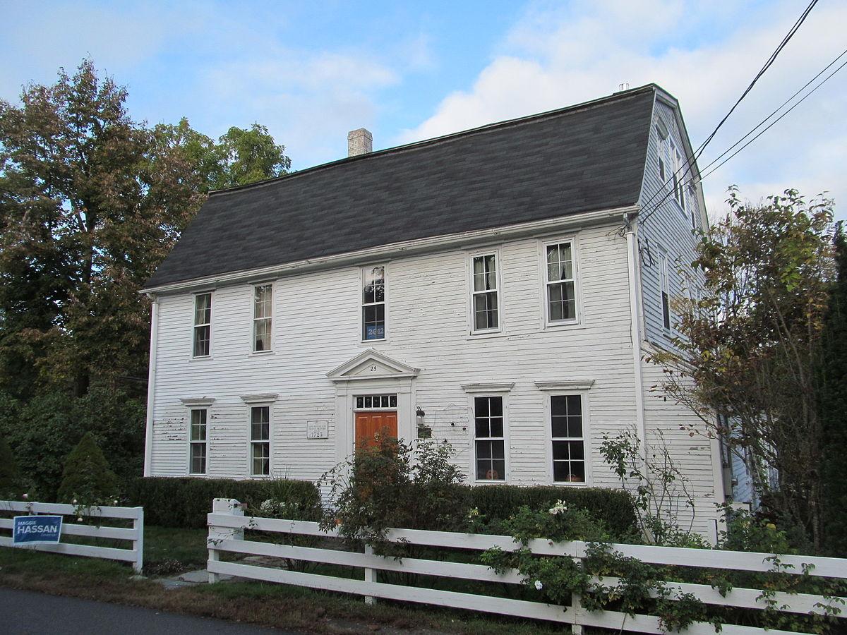Maj John Gilman House Wikipedia