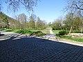 Malá Chuchle, Zbraslavská a Podjezd, park.jpg