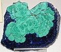 Malachite-azurite (Morenci, Arizona, USA) 2 (26582448443).jpg