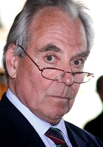 Malcolm Pearson, Baron Pearson of Rannoch - Lord Pearson in 2009