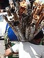 Man Bearing Flowers - Dhaka - Bangladesh (12851027884).jpg