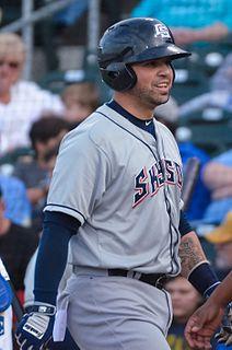 Manny Piña Venezuelan baseball player