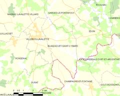 Map commune FR insee code 16047.png
