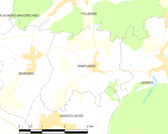 Map commune FR insee code 59493.png