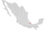 Map of Boca del Río.svg