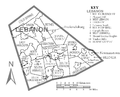 Map of Lebanon County, Pennsylvania.png