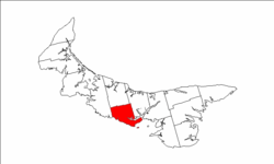 Map of Prince Edward Island highlighting Hillsboro Parish.png