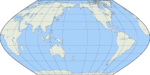 Map projection-Eckert VI.png