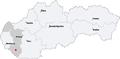 Map slovakia dunajska streda.png