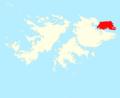 Mapa de la península de San Luis.png