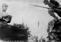 Maréchal Pétain (1927) - inauguration du monument l'Assaut à Dinant.png