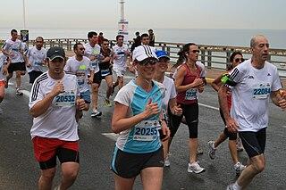 Tel Aviv Marathon marathon race
