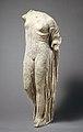 Marble statue of Aphrodite, the so-called Venus Genetrix MET GR99.jpg