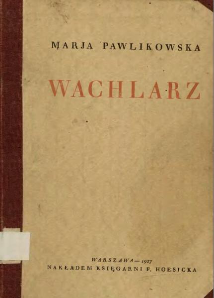 File:Maria Pawlikowska-Jasnorzewska - Wachlarz.djvu