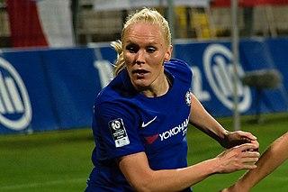 Maria Thorisdottir Norwegian association football player