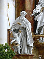 Marienmünster Dießen Hochaltar Figur Augustinus.jpg