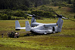 Marines get robot resupply in Hawaii during warfighting experiment 140711-M-CP369-006.jpg
