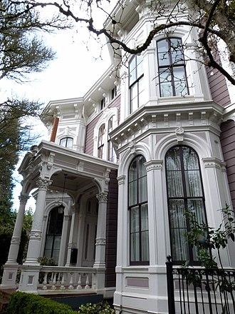 Warren Heywood Williams - Image: Marks House Portland Oregon
